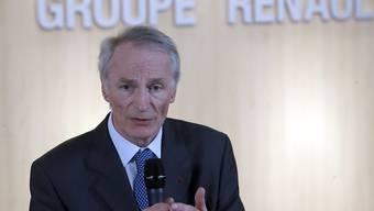 Jean-Dominique Senard übernimmt nach dem Rücktritt des in Japan inhaftierten Carlos Ghosn bei Renault das Präsidentenamt.