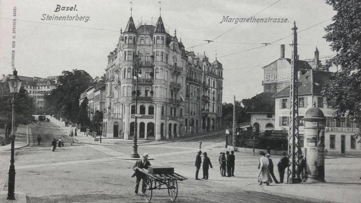 Postkarte Opéra an der Heuwaage