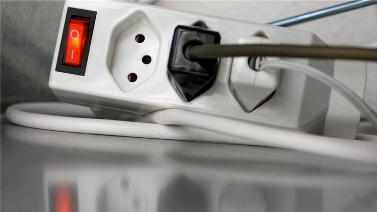 Im Fricktal werden ab 2020 wohl die meisten Haushalte darauf achten, ihre Stromleisten abzustellen.