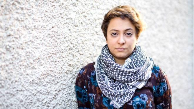 «Das ist Krieg gegen das eigene Volk»: Bloggerin Razan Ghazzawi. Foto: Sandra Ardizzone