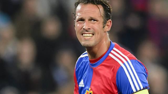 Marco Streller ist in der Super League gesperrt