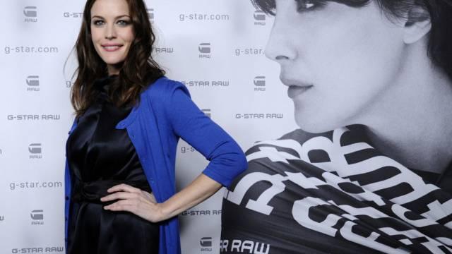 Mutterfreuden zum Zweiten: Schauspielerin Liv Tyler (Archiv)