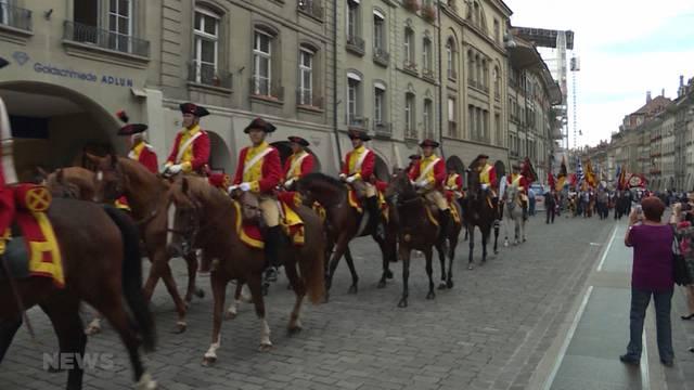 Stadtschützen feiern 200. Geburtstag