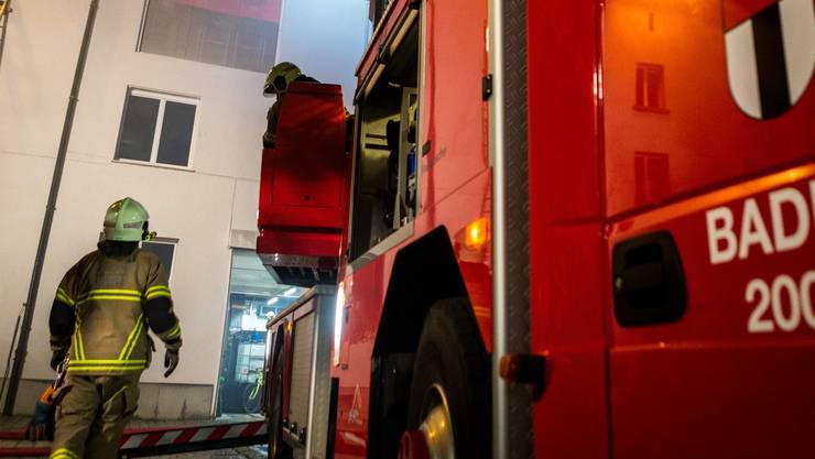 Die ausgerückte Feuerwehr konnte den Brand rasch löschen. (Symbolbild)