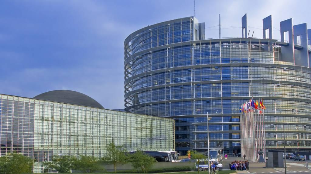 Europaparlament kehrt nach mehr als einem Jahr nach Strassburg zurück