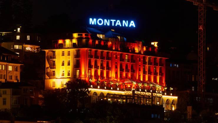 Mit einer «Night of Light» machte die Veranstaltungsbranche am Montag zum Beispiel in Luzern auf Probleme wegen der Coronakrise aufmerksam.