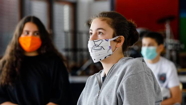 In den Räumlichkeiten der FHNW gilt ab September Maskenpflicht. (Symbolbild)