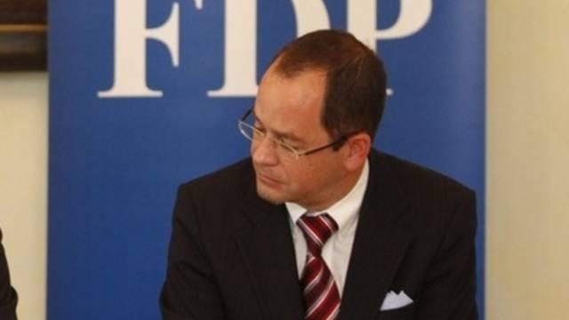 Daniel Stolz soll für die baselstädtische FDP ins Stöckli (Archiv)