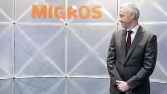 Migros-Chef Fabrice Zumbrunnen schweigt zum Verfahren gegen seinen früheren Chef.