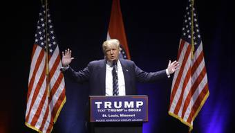 Was wäre, wenn? Die Pläne des möglichen zukünftigen Präsidenten Donald Trump