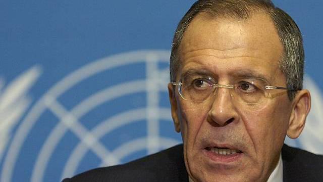 Lawrow an Abrüstungskonferenz in Genf