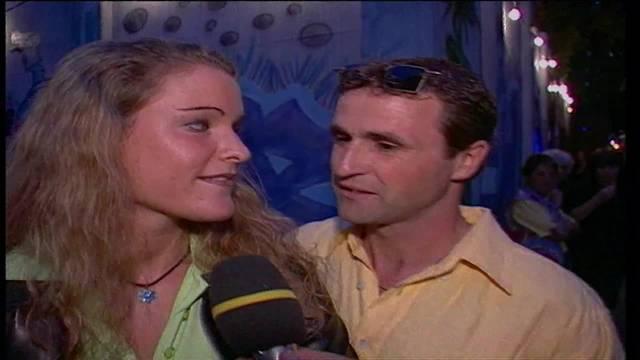Badenfahrt 1997 – Rindlisbacher: «Ich bin auch 1,78»