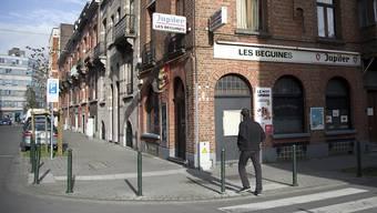 Seit den Anschlägen in Paris im Fokus der Welt: Quartier Molenbeek in Brüssel. Hier wirkte der Emir und warb Dschihadisten an.