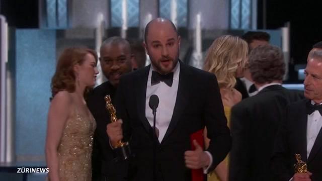 Die ganze Welt lacht über Oscar-Panne