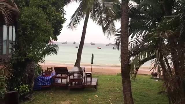 Thailand: Badener Dano Dreyer im Auge des Sturms