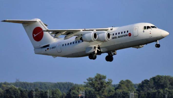 Eine Maschine der WDL Aviation landete am falschen Flughafen.