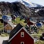 Entschuldigung, kann man das kaufen? Das Dorf Upernavik in Grönland.