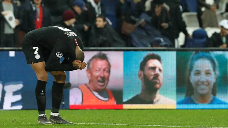 PSG scheitert erneut bereits im Achtelfinal der Champions League.