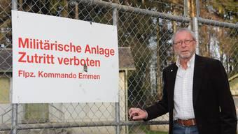 Er machte im Kampf gegen eine Asylunterkunft Schlagzeilen: Bettwils Gemeindeammann Wolfgang Schibler