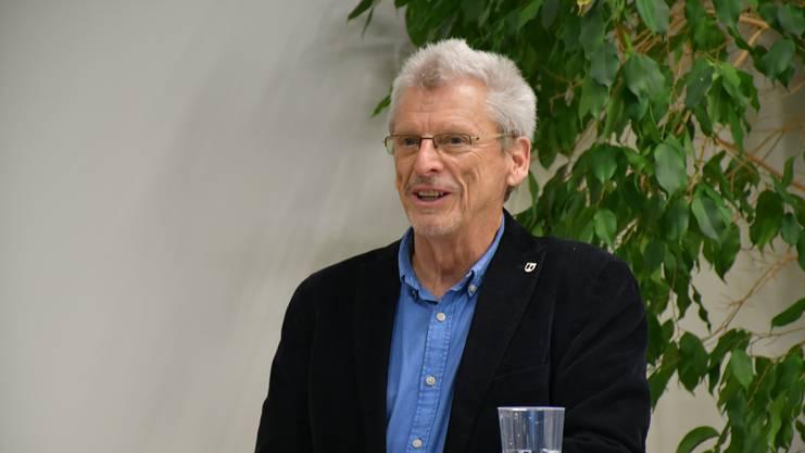 Peter Haudenschild.