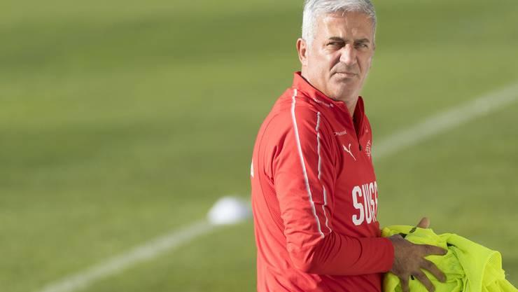 Eine Frage bleibt: Wie weiter mit dem Nationaltrainer, Vladimir Petkovic?