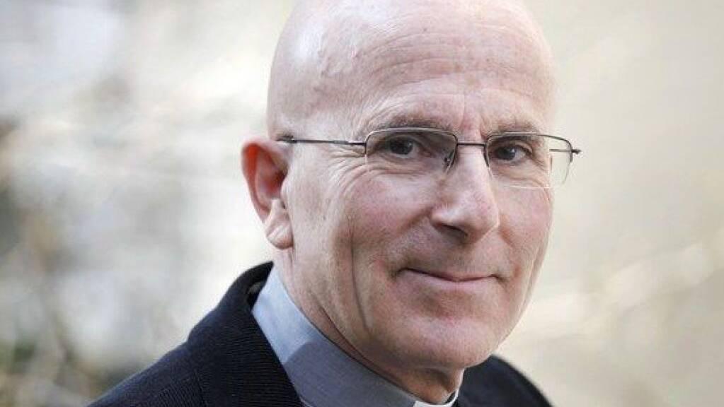 Der Papst ernannte Joseph Bonnemain zum neuen Bischof von Chur.