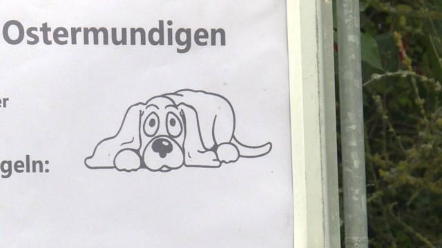 Gemeinde verärgert Hundehalter