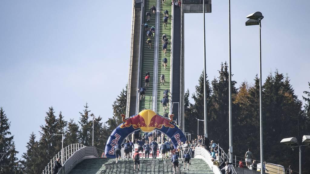 Red Bull 400 in Einsiedeln - Startplätze gewinnen