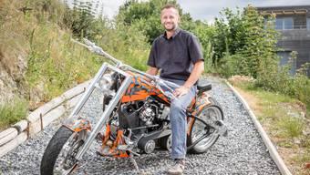 Christoph Stirnimann Harley