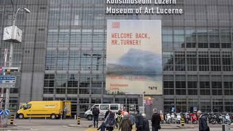 Die Turner-Ausstellung im Kunstmuseum Luzern war ein grosser Erfolg. (Archivbild)