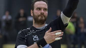 Rares Jurca von St. Otmar St. Gallen war der erfolgreichste Goalgetter von St. Otmar St. Gallen beim Auswärtssieg in Zürich