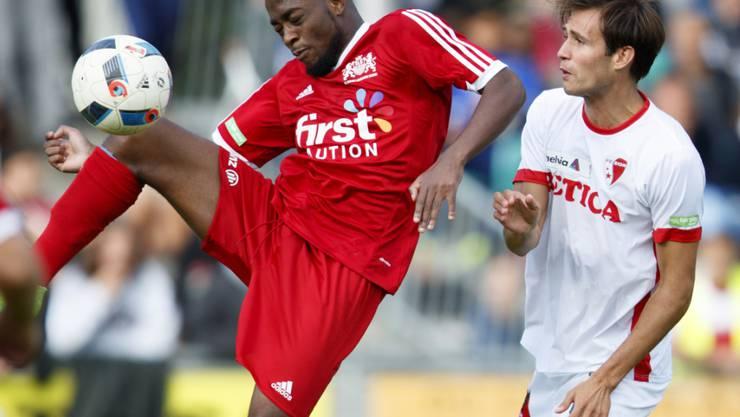 Sion blamiert sich im Schweizer Cup gegen Stade Lausanne Ouchy