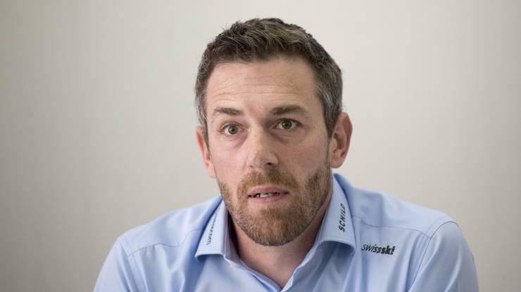 Bald nicht mehr für Swiss-Ski tätig: Geschäftsführer Markus Wolf verlässt den Verband.