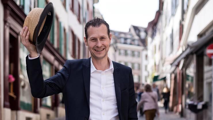 Huthändler Andreas Schwarz und eine Gruppe anderer Detaillisten wollen bald wieder mehr Kunden begrüssen.