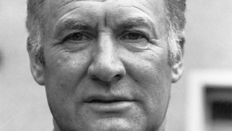 Rudolf Scheurer 1986.