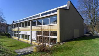 Das Schulhaus Reppisch in Birmensdorf.