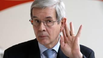 Philippe Varin verzichtet auf ein Millionen-Ruhegehalt (Archivbild)