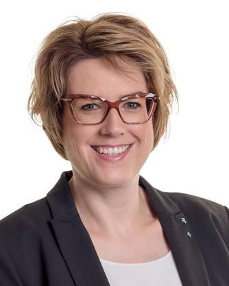 Désirée Stutz, Möhlin, SVP (mit 2871 Stimmen gewählt), bisher