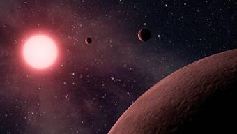 Die Reise zum nächsten Planeten jenseits unseres Sonnensystems würde gegen 6300 Jahre dauern. (Symbolbild)