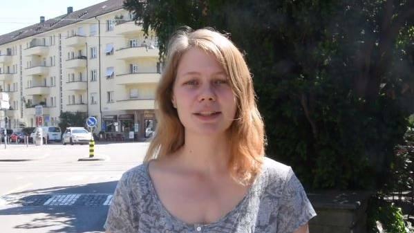 Nina Hüsser konnte sich gegen Lewin Lempert durchsetzen.