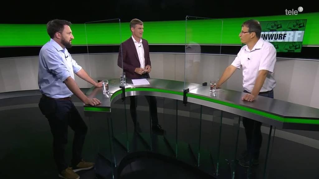«Einwurf» Talk zum Match FC Luzern gegen GC