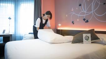 Hotels kamen im ersten Halbjahr knapp auf die Hälfte der gebuchten Nächte im Vergleich zu 2019.