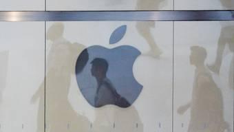 Too big to fail? Bei Apple verhält es sich eher andersherum: Je erfolgreicher das Unternehmen, desto weniger sympathisch ist es. (Archivbild)