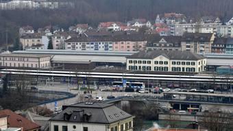 Der heutige Bahnhofplatz genügt den Ansprüchen als überregionaler Verkehrsknotenpunkt nicht mehr.