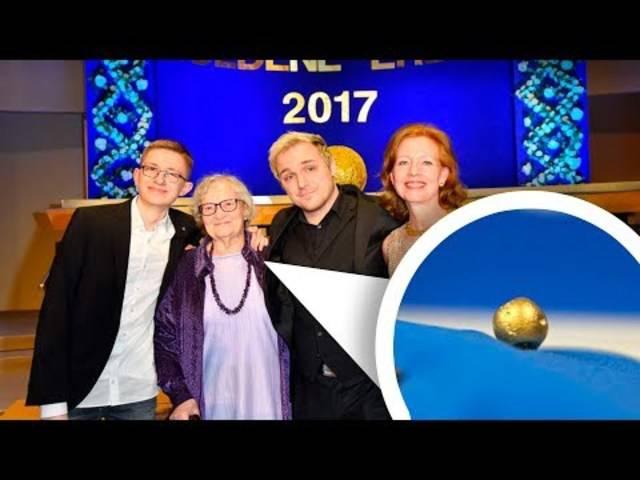 «Gold für MARMELADENOMA!»: Das Video von der Preisverleihung.
