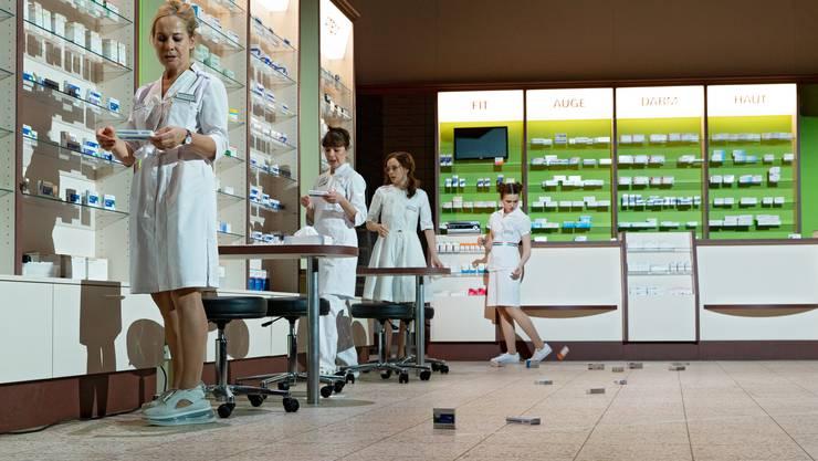 Ein Patentrezept gegen die Pandemie hat niemand, dafür wird in Christoph Marthalers im Herbst am Schauspielhaus Zürich gezeigter Inszenierung «Das Weinen (Das Wähnen)» Theater zur Medizin.
