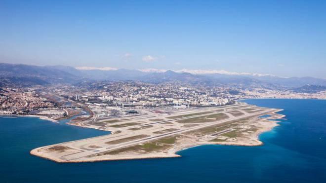 Die Côte d'Azur lockt: Die Flughafen Zürich AG möchte das Auslandgeschäft vergrössern. Foto: nice airport