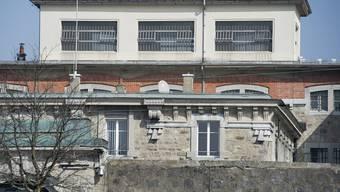 In Schweizer Gefängnissen hat es zuwenig Platz (Das Gefängnis Bois-Mermet, Symbolbild)