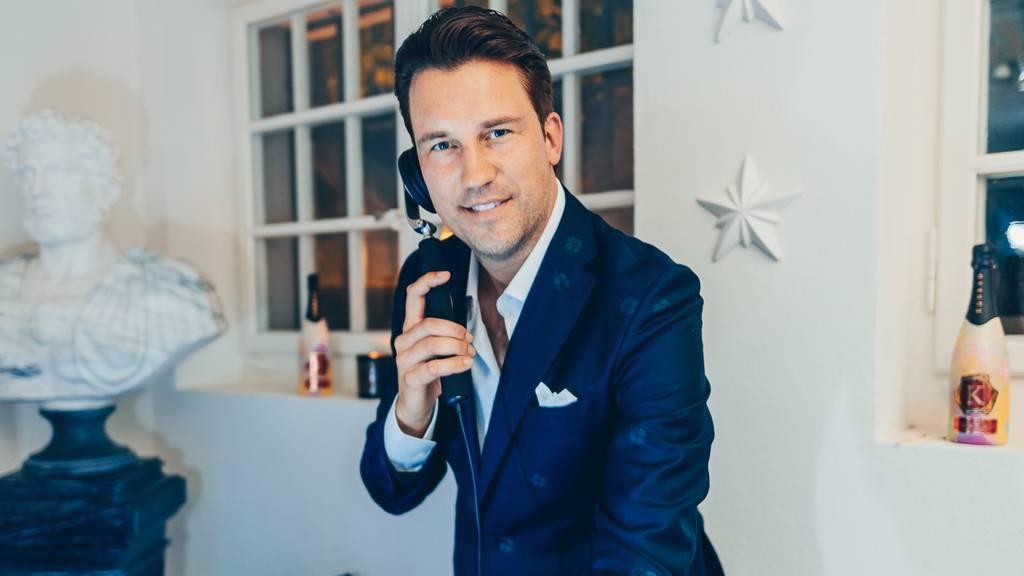 TV-Show: DJ Antoine wird der neue «Löwe»