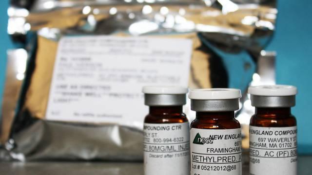 Die Hirnhautentzündung stammt von einem Pilz in einem Medikament (Handout: Minnesota Departement of Health)